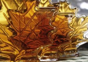 В Канаде ограбили хранилище кленового сиропа