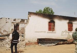 В Нигерии смертники устроили теракт около католической церкви, есть жертвы