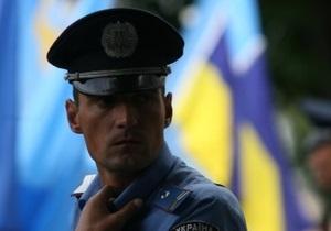 Милиция заверила, что политических мотивов при обыске штаба оппозиции в Черкассах не было