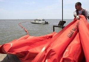 BP начала откачивать нефть из поврежденной скважины в Мексиканском заливе