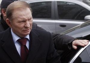 Кузьмин: У нас достаточно доказетальств причастности Кучмы к убийству Гонгадзе