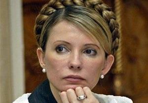 Голодающая десятый день Тимошенко отказывается проходить медобследование