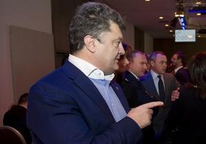 Мультимиллионер Порошенко назвал безальтернативным рост налогообложения богатых