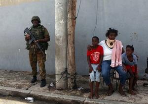 Жертвами перестрелок ямайской полиции с  преступниками стали 73 человека