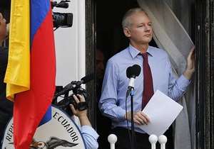 Эквадор предложил Британии обсудить судьбу Ассанжа