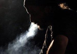 В Киеве в одном из гаражей хранилось 200 кг курительных смесей