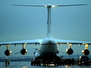 В России приостановлены полеты Ил-76