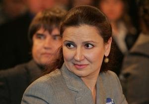 Богословская настаивает на допросе Путина по делу Тимошенко