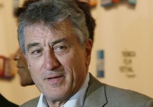 Роберт Де Ниро в третий раз возглавит жюри Каннского кинофестиваля