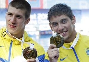 Фотогалерея: ЧЕ по водным видам спорта. Семь медалей украинцев