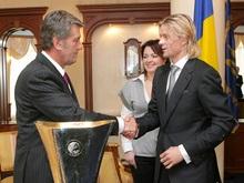 Тимощук стал Почетным гражданином Луцка