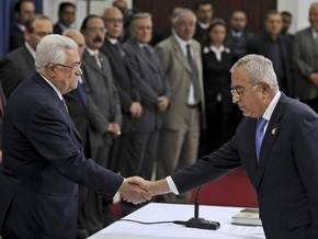 Палестина получила новое правительство, победивший на выборах ХАМАС в него не вошел