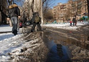 Столичные власти опасаются затопления Осокорков, Русановских садов и Конча-Заспы