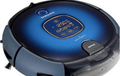 Робот-пылесос Samsung NaviBot™: новое слово в домашней уборке