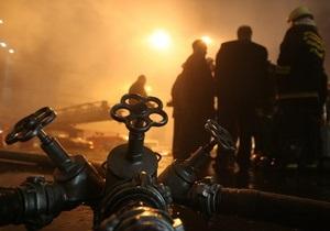 Во Львовской области сгорел дом, в котором проживали 14 человек