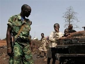 ЕС наложил эмбарго на поставки оружия в Гвинею
