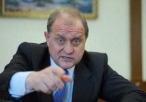 Могилев назначил главу крымской милиции