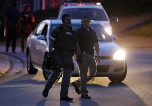 В США полиция застрелила мужчину, взявшего в заложники прибывших по вызову пятерых пожарных