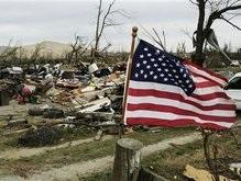 В США бушуют грозы и торнадо: Штат Айова объявлен зоной бедствия