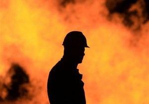 В Германии взорвался танкер с бензином