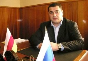 В Южной Осетии из гранатомета обстреляли квартиру генпрокурора