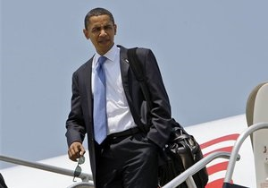 Американец, арестованный с оружием в аэропорту после отлета Обамы, отпущен на свободу