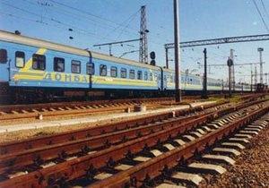 С 10 декабря ограничат движение поездов через станцию Донецк