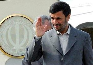 Иран - Египет - на президента Махмуда Ахмадинеджада напал сириец