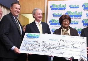 В США пенсионерка выиграла в лотерею $336 миллионов