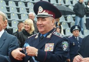 Источник: Глава Харьковской областной милиции подал в отставку