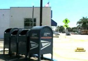 Американская почтовая служба намерена сократить более 20 тыс. сотрудников