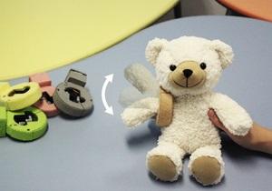 В Японии создано устройство для оживления мягких игрушек