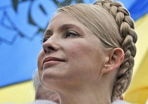 РИА Новости: Юлия Тимошенко - против украинской оппозиции