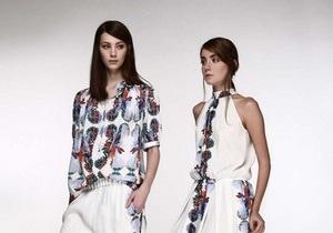 Лилия Пустовит опубликовала лукбук коллекции весна-лето 2013