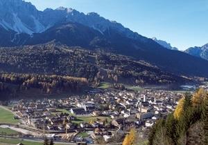 Итальянская обстоятельность. Интерьер дома в Доломитовых Альпах