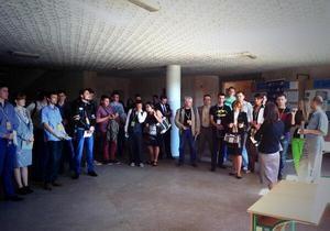 В Ивано-Франковске неизвестные сообщили о заминировании здания, где проходил семинар для блогеров