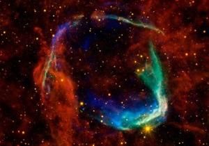 Американские астрономы разгадали секрет старейшей сверхновой