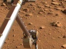 Феникс обнаружил в марсианской почве вещество, исключающее развитие любых форм жизни
