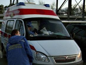 Иномарка сбила троих школьников на трассе в Подмосковье
