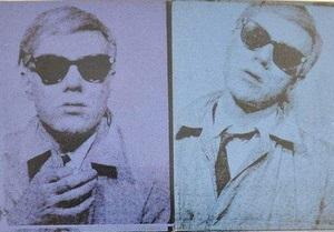 На аукцион выставили первый автопортрет Энди Уорхола
