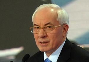 Азаров выступил против строительства Южного потока: он не выгоден ни России, ни Украине