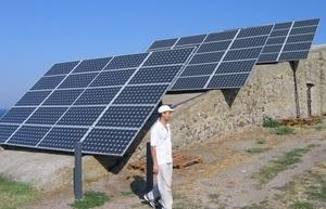 Солнечная электростанция на о. Змеиный ежегодно экономит Украине 2 млн грн.
