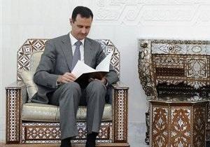 Власти США не знают, где находится Асад после теракта