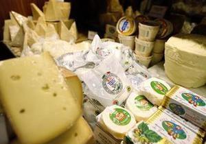 Россия намерена ограничить ввоз сыра из Украины и Беларуси