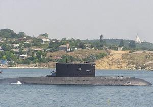 Россия планирует усилить Черноморский флот - украинская пресса