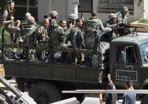 Сирийские войска вытесняют повстанцев из Дамаска и Алеппо