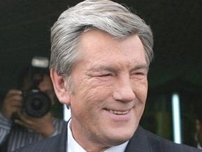 Ющенко уехал в Тернополь к студентам