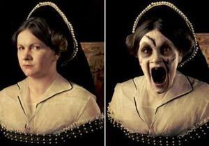 В Британии запретили рекламу с королевой-зомби