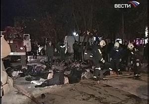 В ФСБ отрицают версию теракта в Перми. Число жертв трагедии достигло 94 человек