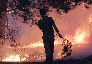С начала года вследствие пожаров погибли более двух тысяч украинцев